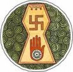 Symbol of Jains-adopted since 1975