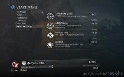 Halo Reach Cr - The Credit System