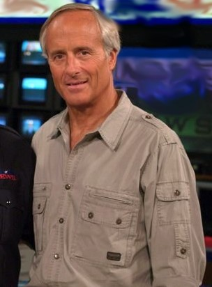 Jack Hanna, Director Emeritus of the Columbus Zoo and Aquarium.