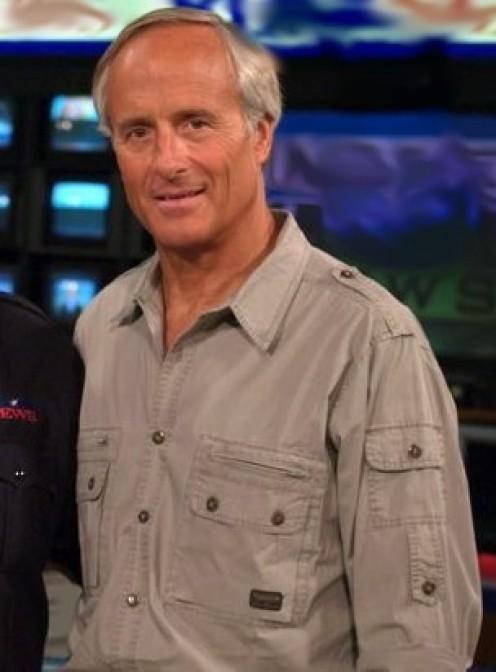 Jack Hanna, Director Emeritus of the Columbus Zoo and Aquarium.