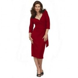 buy a gorgeous red dress online