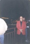My Stepdad in Las Vegas, where he lives.
