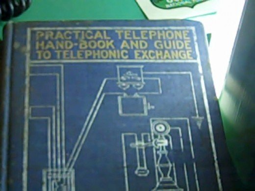 Telephone pamphlets