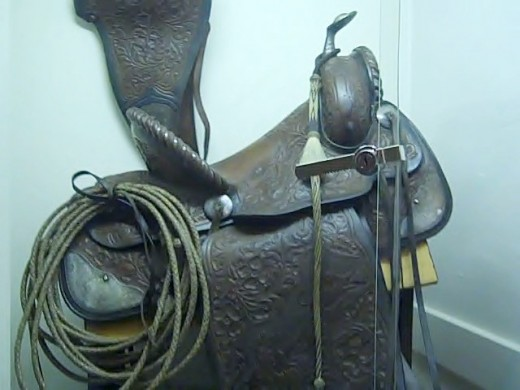 Another saddle