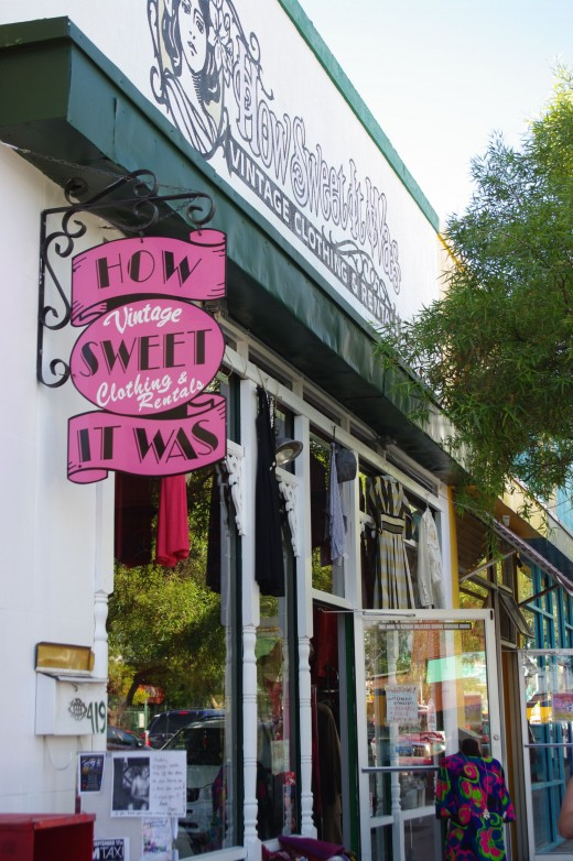 Located on historic 4th Avenue in Tucson, How Sweet It Was is a Tucson Treasure