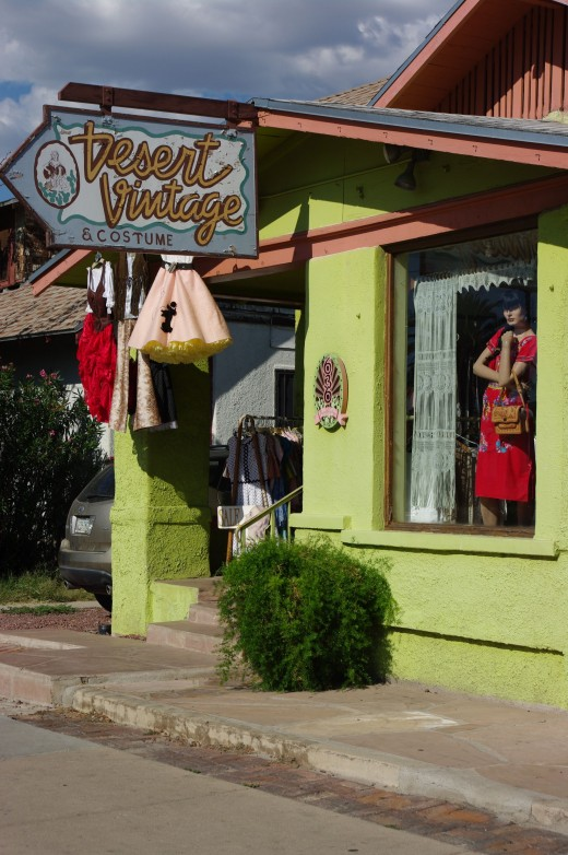 Clothing stores in tucson az