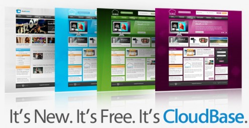 Diagram 1. The Cloudbase Mobile template