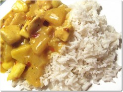 Recipes - Creamy Chicken Curry