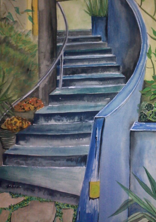 Dramatic Stairs