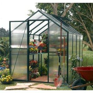 EasyGrow 6 X 8 Garden Greenhouse
