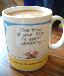 novelty mug photo: unprose on flickr