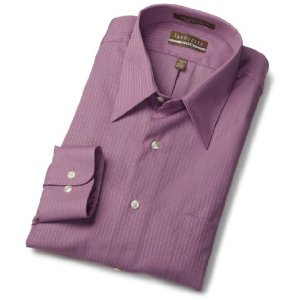 A nice dress shirt can look great tucked in or pulled out, but you have to figure out which to do.