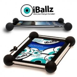 iBallz Protects iPad from Drops and Spills