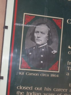 A Visit to Kit Carson's home in Taos New Mexico