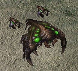 Zerg Broodlord - the perfect range abuser