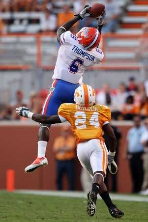Florida beat Tennessee in Knoxville 31-17.