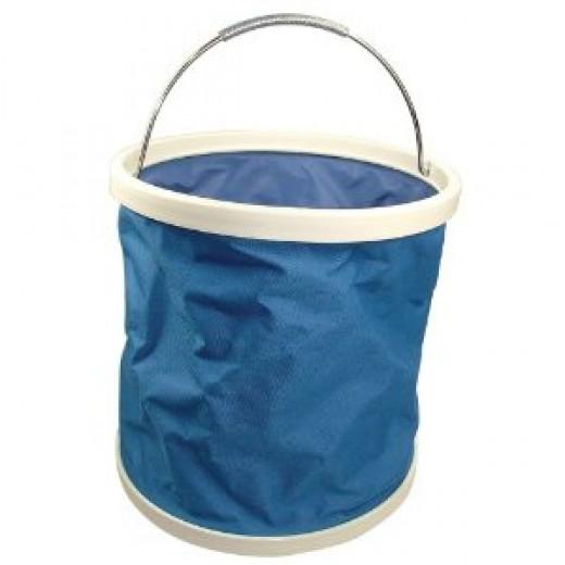 Garden Works Presto Bucket Collapsible Bucket Blue