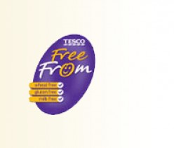 "TESCO ""Free From""  Gluten Free food products"