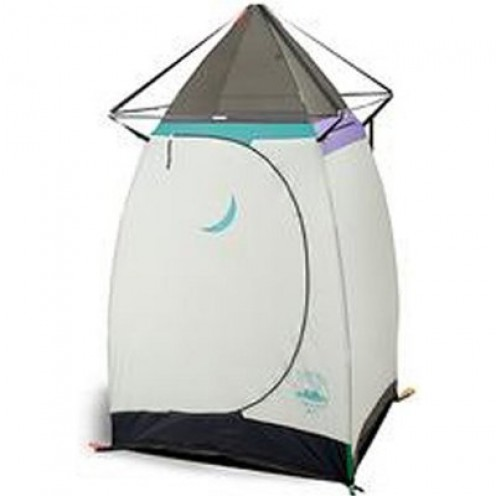 Paha Que Fiberglass Pole Tepee Shower and Outhouse Tent