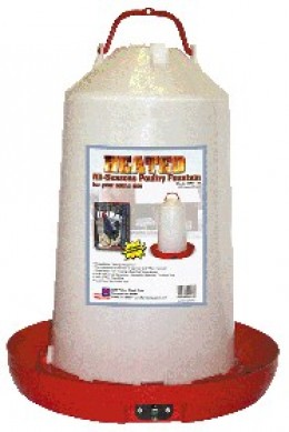 Heated Water Container