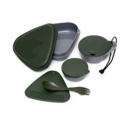 Light My Fire Outdoor MealKit (black)