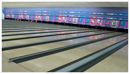 Playdium Bowling Lanes
