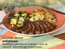 Cooking for one?  Simple dinner recipes for singles