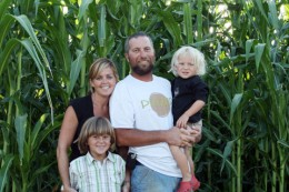 Peltzer Family of Pumpkin Farmers in Temecula.