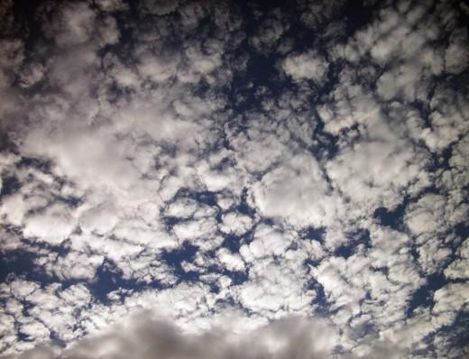 Skies in AZ, Copyright 2010 AwBuchen