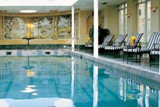 Photo of Kohler Waters Spa swimming pool