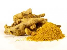 turmeric has anti-fungal properties