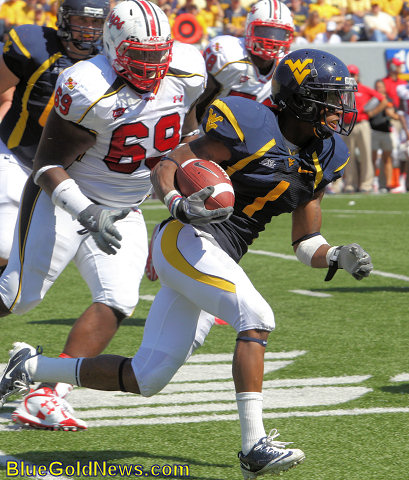 RB Noel Devine West Virginia