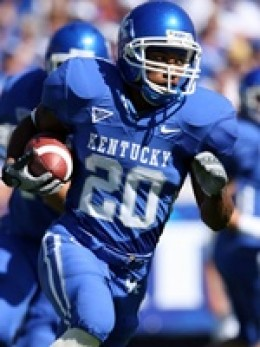 RB Derrick Locke Kentucky