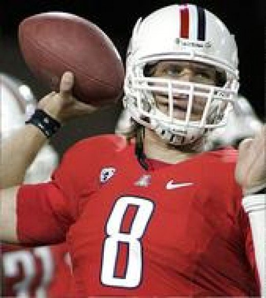 QB Nick Foles Arizona