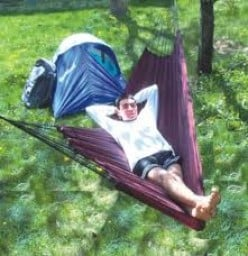 Backpacking Hammock - For a More Enjoyable Outdoor Activity