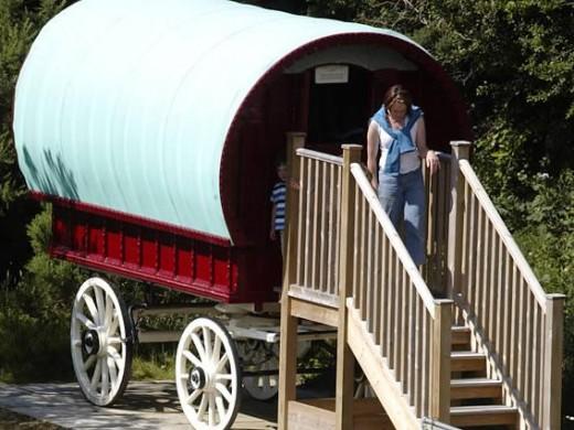 Lappa Valley: Gypsy Caravan