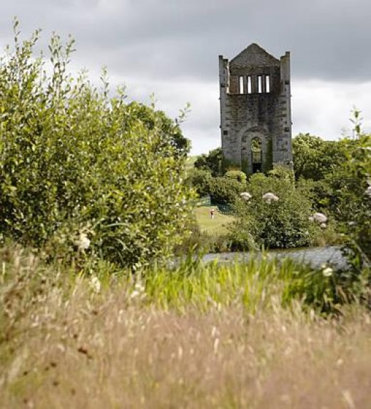 Lappa Valley: Wheal Rose Engine House