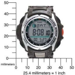 Pathfinder Moon Phase Hunting Timer Watch