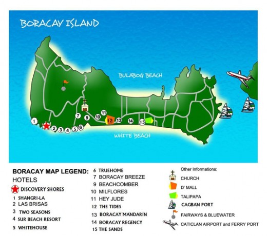 source of map:http://joal-valerie.com/images/MapBoracay.jpg