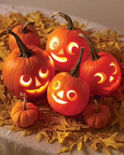 Ways To Light Up A Halloween Pumpkin