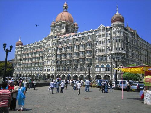 Taj Mahal Palace Mumbai Travel Pic