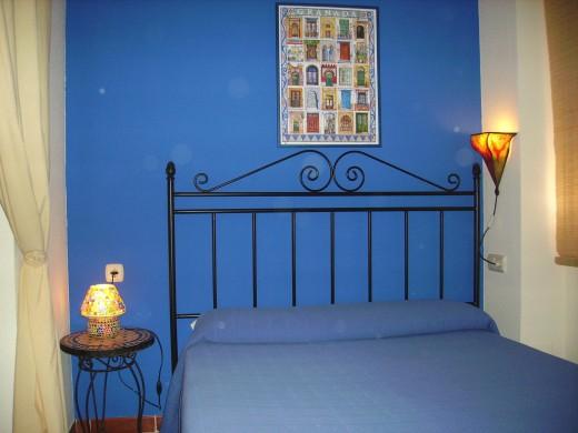 Moroccan themed apartment at San Juan