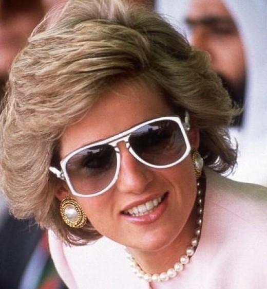 princess diana young. Even Princess Diana Chose