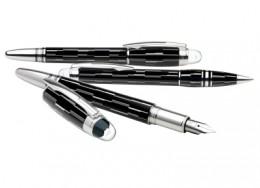Montblanc Starwalker Black Mystery Pens