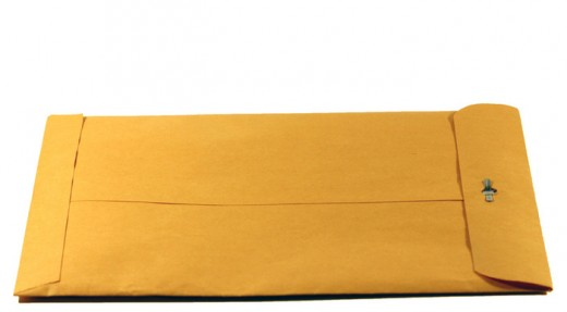 The everyday Manila Envelope