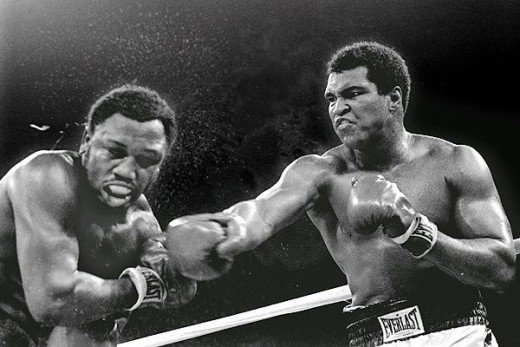 Ali vs. Frazier, Thrilla in Manila (1975)