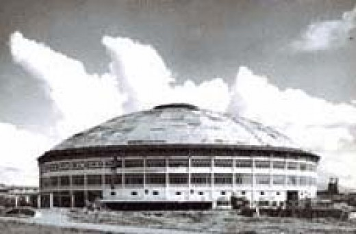 Araneta Coliseum (The Big Dome)