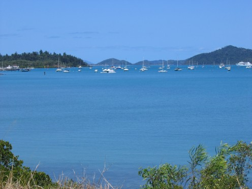 Shute Harbour Queensland Australia