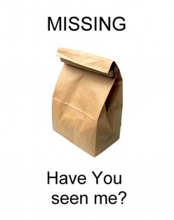 Missing: My Lunch