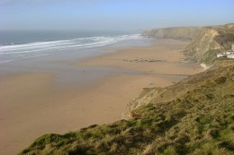 Watergate Bay, Newquay.   Photo by: Steve Wilde